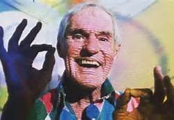 Timothy Leary's dead.